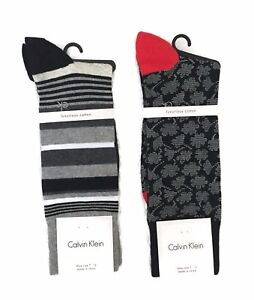 Calvin Klein Men's Sacks 2pairs size 7/12 Brand New with tags