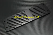 For 1997~03 BMW E39 5-Series 525 528 530 540i M5 Aluminum Dead Footrest Pedal BK