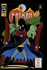 BATMAN ADVENTURES #6 NEAR MINT 9.4 1993 DC COMICS