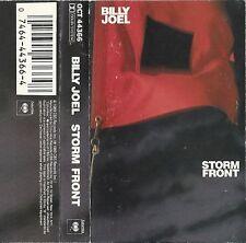 """Billy Joel - Storm Front (Cassette 1989 CBS) """"We Didn't Start The Fire"""""""