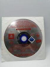 SOCOM II US Navy SEALs BETA Trial Promo Disc for Sony PlayStation 2 PS2