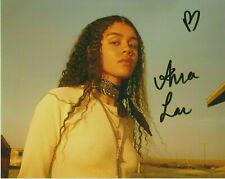 Ama Lou Tried Up Ddd London Pop Singer Signed 8X10 Photo C