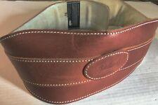 """58"""" Schiek Leather Weight Lifting Belt"""