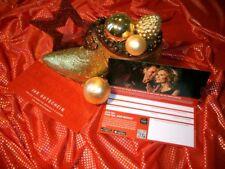Gutschein für Musical und Show flexibel einlösbar exklusiver Geschenkgutschein