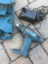 Bosh Drill GSR 12v With Charger