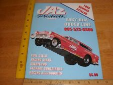 JAZ Products Racing seats Accessories Fuel Cells auto catalog Hot Rod 1995