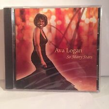 So Many Stars by Ava Logan (CD, Aug-2008, Divavet) New Sealed