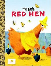 The Little Red Hen (Little Golden Treasures)