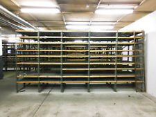 Doppel Schwerlastregal 5,00 x 2,35x 0,60 Werkstatt- Lager- Last- Steck- Regal