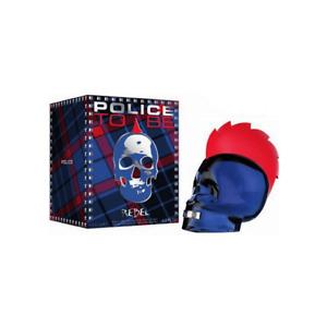Police To Be Rebel for Men Eau De Toilette Men's Aftershave (75ml, 125ml)