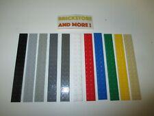 Lego - Plate Plaque 2x16 16x2 4282 - Choose Color & Quantity