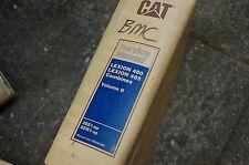 Caterpillar LEXION 480 485 Combine Service Manual repair guide CAT maintenance