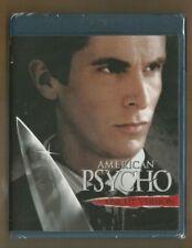American Psycho (Blu-ray Disc, 2009, Uncut Edition) ~ Christian Bale ~ New