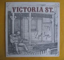 Lyell Sayer (Australian country/folk music) Lp - Victoria St.