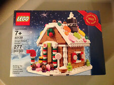 NEW LEGO CREATOR 40139 GINGERBREAD HOUSE SEALED LIMITED EDITION HOLIDAY SET 2015