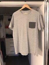 J crew XL tall Slim Fit Grey Pocket T Shirt
