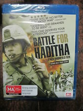 Battle for Haditha - US Marines Iraq War movie BLURAY Disc