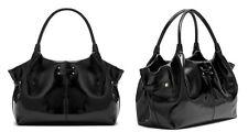 Kate Spade New York Uxbridge Black Patent Leather Stevie Bag Purse NWT