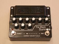 The Black Sunn preamp (based on sunn model-T & RAT)