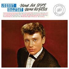 CD Johnny Hallyday : Nous les gars, nous les filles / visuel 1961
