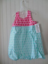 Bebe Bella Designs BUBBLE Dress. New is Bag Size 3T