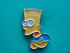 pins pin simpson bart