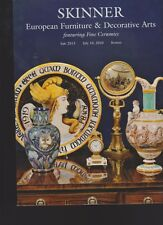 Skinner Auction Catalog-  European Furniture  and Decorative Arts July 10, 2010