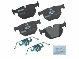 For 2004-2007 BMW 525i Brake Pad Set Rear Bendix 56533RG 2005 2006 3.0L 6 Cyl