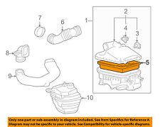 TOYOTA OEM 93-02 Corolla Engine-Air Cleaner Filter Element 1780102030