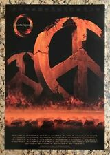 A Perfect Circle North American Tour 2011 Limited ed. Official Concert Poster !