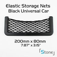 Pair of Car SUV Elastic Black Cargo Storage Organizer Net Parts For Toyota CIVIC