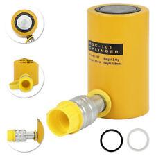 "10 Tons 2"" 50mm Stroke Single Acting Hydraulic Cylinder Jack Ram Usa"