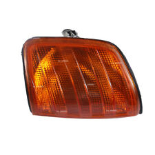 Amber Corner Lights Turn Signal Left For Mercedes W124 E Class Sedan 1985-1995