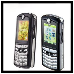 Motorola E398 GSM Unlocked Phone Mp3 Player Arabic Russian Keyboard Mobile Phone