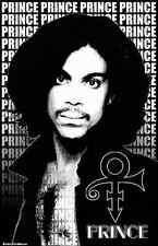 "PRINCE  [2]  11x17  ""Black Light"" Poster"