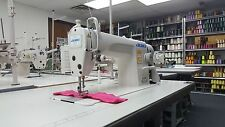 JUKI DDL-8700 Lockstitch Sewing Machine - FULLY ASSEMBLED w/ Servo Motor - NEW