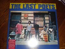 The Last Poets LP Douglas AUTOGRAPHED SEALED