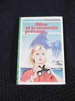 Libro Biblioteca Verde Alicia Y El Bad Presage Hachette