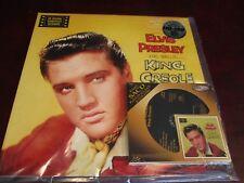 ELVIS PRESLEY KING CREOLE LIMITED EDITION 180 GRAM AUDIOPHILE LP + SACD SET