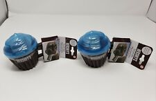 """Hershey's Lava Cake Maker """"Lot of 2"""" NEW Microwave Baking Cup Recipe Included"""