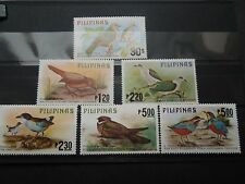 N590  STAMPS PHILIPPINES 1979 BIRDS MI 1270/75 MNH
