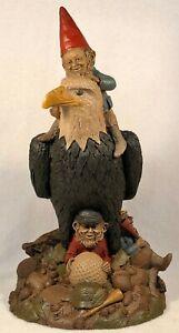 PAR~R 1985~Tom Clark Gnomes~Cairn Item #1096~Ed #67~COA~Story Card~Hand Signed