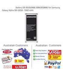 NEW Samsung Galaxy Alpha Battery 1860mAh G850F G850T EB-BG850BBC