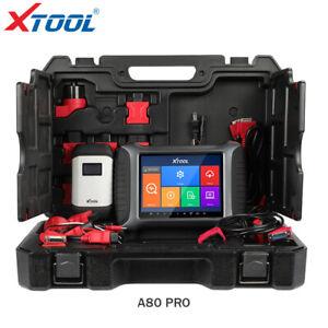 XTOOL A80 Pro OBD2 Diagnostic Scanner ECU Coding Programmer AllSystem FreeUpdate