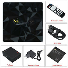 Beelink GT1 Ultimate Android 7.1 Double Wi-Fi piles 4.0 4K 1080P Smart TV boîte