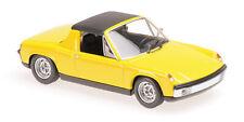Minichamps 1:43 Volkswagen-Porsche 914/4 - 1972 -  yellow