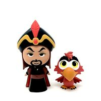 Funko Mystery Minis Disney Villains & Companions Aladdin's Jafar & Iago Figures