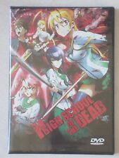 New High School of the Dead Complete Collection DVD Eps 1-12 Anime HighSchool