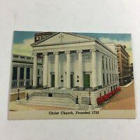 "VINTAGE 1930s Mini Photographs Souvenir Pictures 3.5X2""Savannah GA Christ Church"