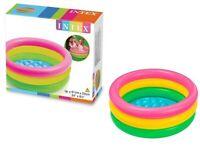 Swimming Pool Baby 3 Rings 61X22cm 57107 6941057402383 Intex Development Company